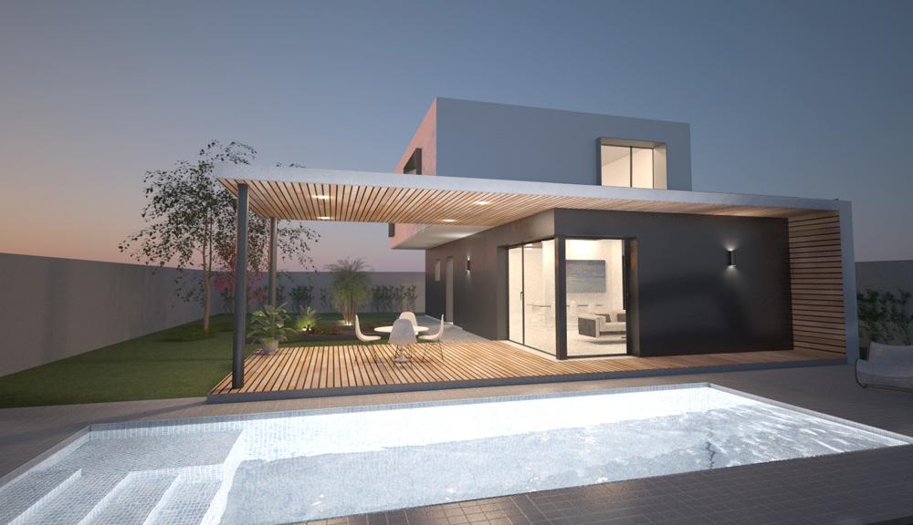 Casas de Diseño – Casa Ana